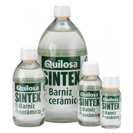 Barniz Cerámico Quilosa Sintex S-19 Transparente_125 ml, 250 ml, ..