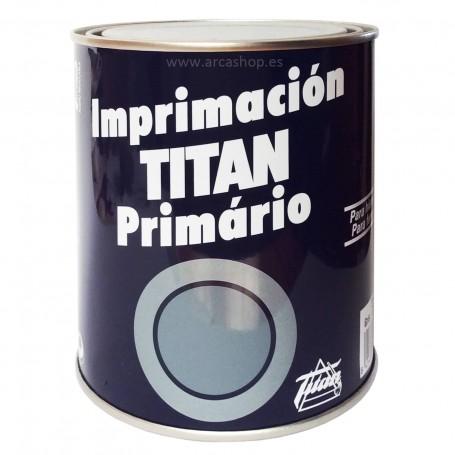 Imprimación Titan para hierro interior en blanco
