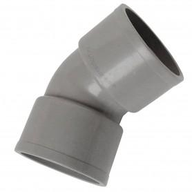Codo PVC 45º Hembra-Hembra
