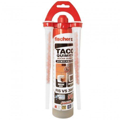 Taco Químico FIS VS 300 T DIY Fischer
