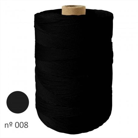 Hilo Cuquillo  Negro 008 Rollo. Mantones Flamenca