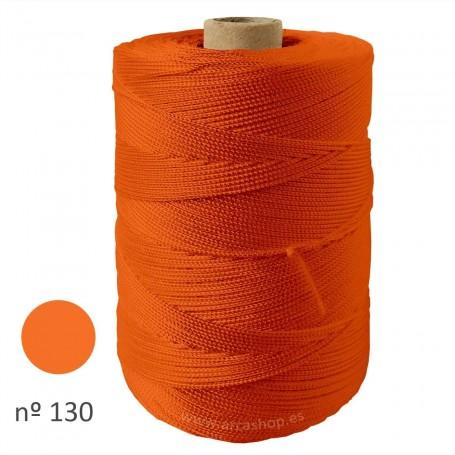 Hilo Cuquillo Naranja Rollo. Mantones Flamenca