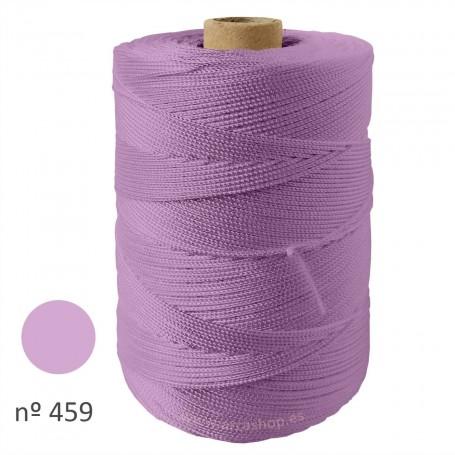 Hilo Cuquillo lila intenso Rollo. Complementos, madroños y mantoncillos trajes de  flamenca