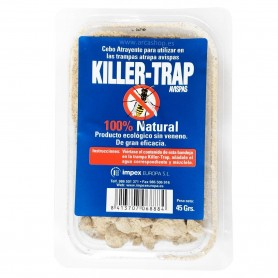 Cebo Atrayente Avispas Killer-Trap Recambio Apicultores proteger Colmenas Abejas de las avispas.