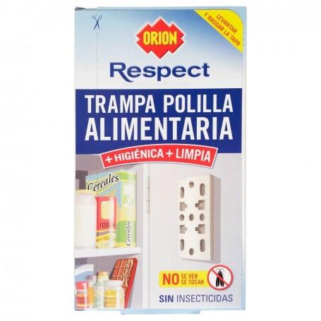 Trampa Polilla Alimentaria  sin insecticida Orion