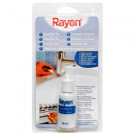 Esmalte Reparación de electrodomésticos y sanitario Rayen. Blanco