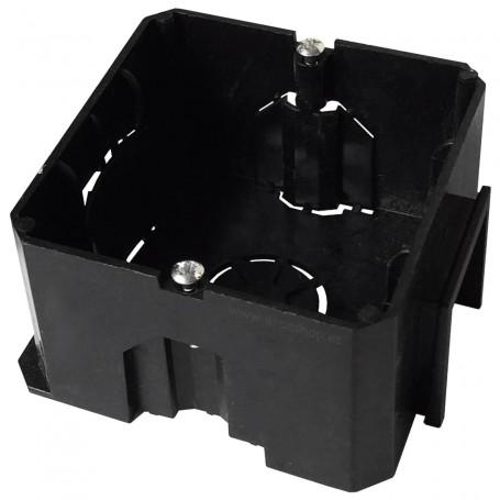 Caja de Mecanismo Standard para interruptores, enchufes, conexiones internet, telefono y televisión.