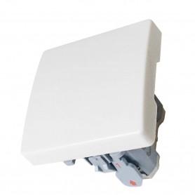 Conmutador Interruptor Pulsador Blanco Mecanismos Simon 27
