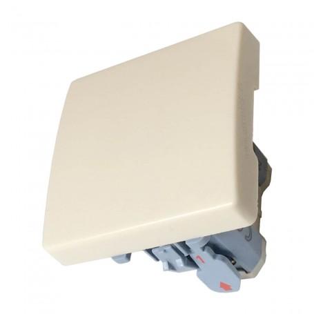 Conmutador Interruptor Pulsador Marfil Mecanismos Simon 27