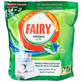Fairy Detergente Lavavajillas Ultra Power (todo en 1 - All in 1) BARATO OFERTA
