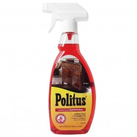POLITUS Spray Superfices Barnizadas Muebles Nobles