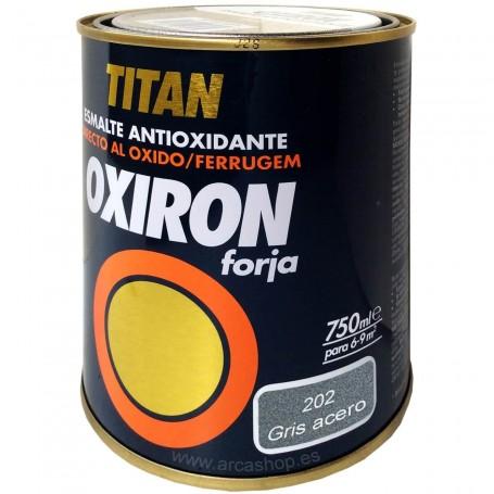 Oxiron Forja Esmalte Antioxidante TITAN