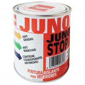 Juno Stop Pintura Aislante Interiores Blanco Mate para cocinas, talleres, bares, cafeterías o baños.