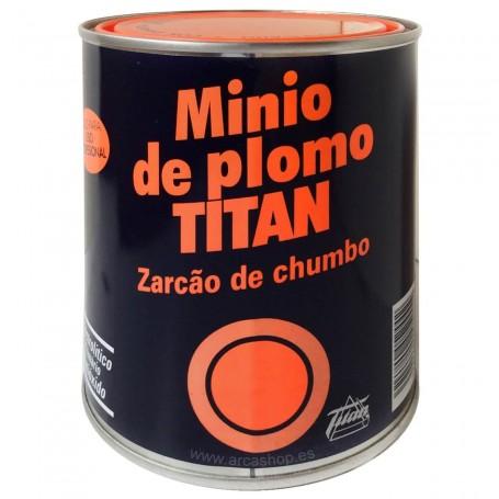 Minio de Plomo Titan Uso Profesional