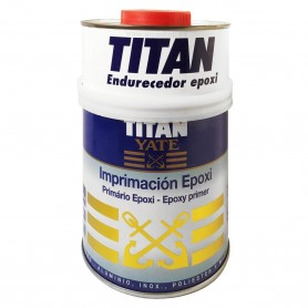 Imprimación Epoxi Titan Yate Ambientes Marinos