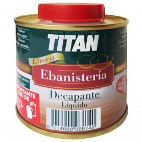 Decapante líquido línea ebanistería Titan