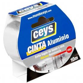 Cinta Aluminio Chimeneas y Estufas Ceys. TackCeys