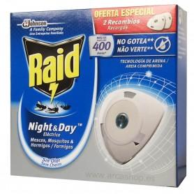 Recambio difusor eléctrico RAID antimosquitos