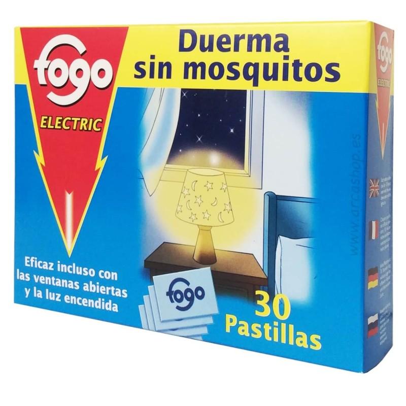 Pastillas Fogo recambio antimosquitos y Difusor eléctrico
