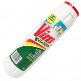 Polvos Vim Clorex Limpieza enérgica