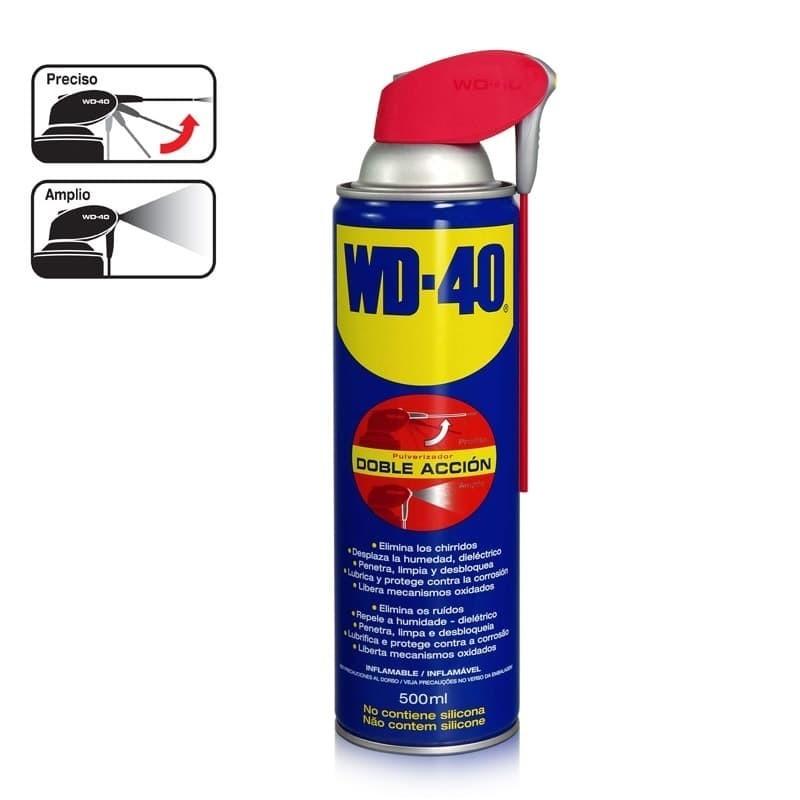 Aceite Multiuso Doble Acción WD-40