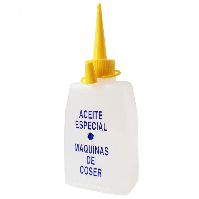 Aceite Lubricante Especial Máquinas de Coser Ultra refinado
