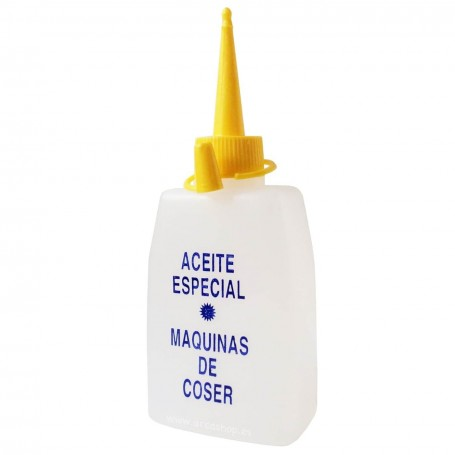 Aceite Lubricante Lecco para Máquinas de Coser