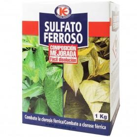 Sulfato Ferroso abono contra la Clorosis férrica Impex Europa