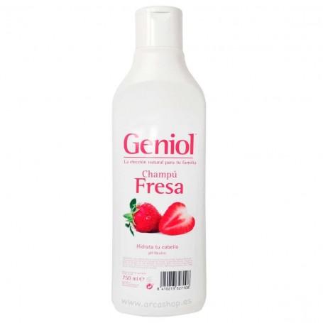 Champú Geniol Fresa 750 ml