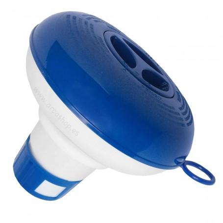Dosificador Flotante Piscinas para Pastillas 20grs Bestway