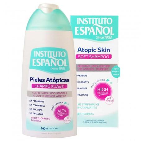 Champu Suave Cabellos Sensibles Pieles Atópicas Instituto Español