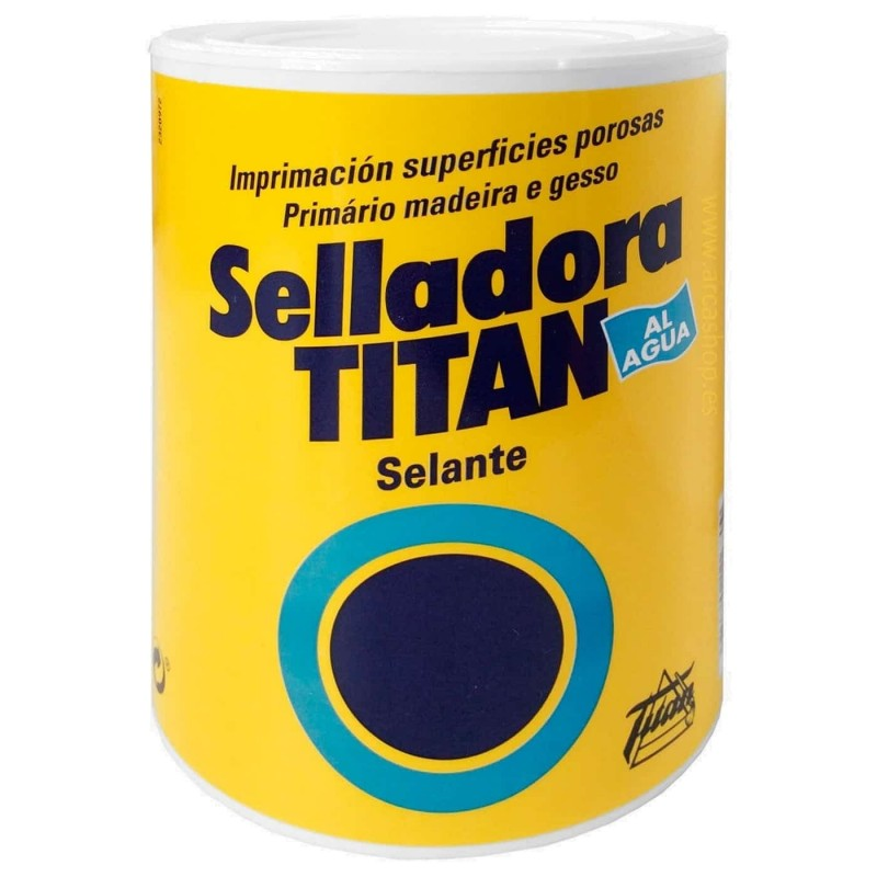 Imprimación Selladora Acrílica Titan