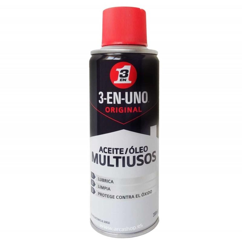 Aceite Multiuso 3 en 1 Original