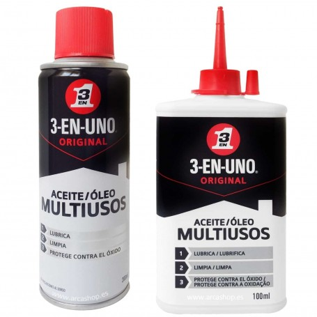 Aceite Multiuso 3 en 1 Original Spray 200 ml