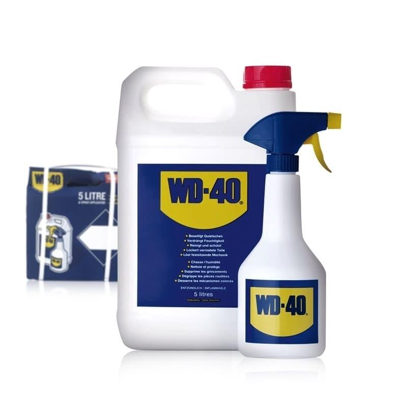 Aceite Lubricante Multiuso WD-40 - 5 litros