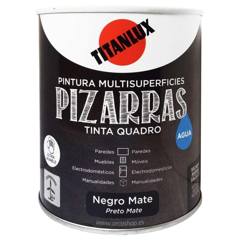 2b858c8861c3b Pintura al agua Multisuperficies Pizarras Titanlux Pintura al agua  Multisuperficies Pizarras Titanlux