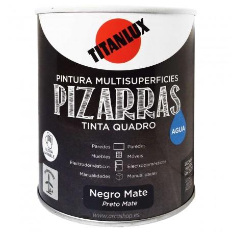 Pintura Multisuperficies Pizarra Titanlux