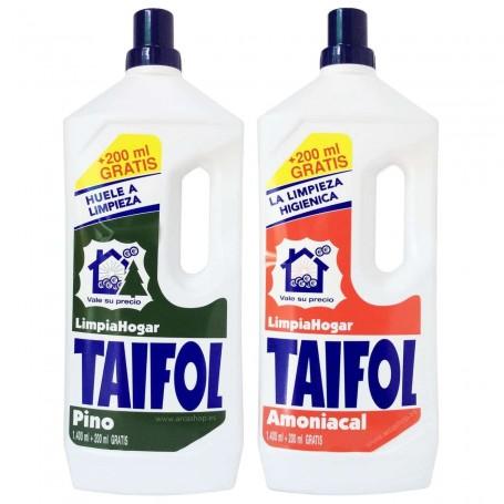 Taifol Verde Pino y Taifol Rojo Amoniacal