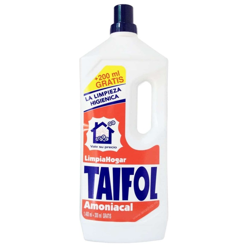 Taifol Pino y Taifol Amoniacal