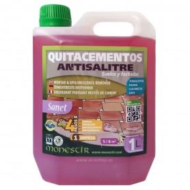 Quitacementos Antisalitre Sanet de Monestir 1 litro