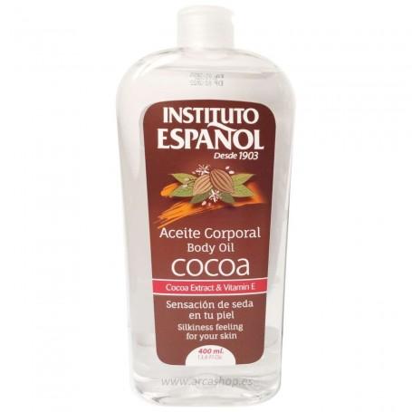 Cocoa Butter Aceite Corporal Instituto Español