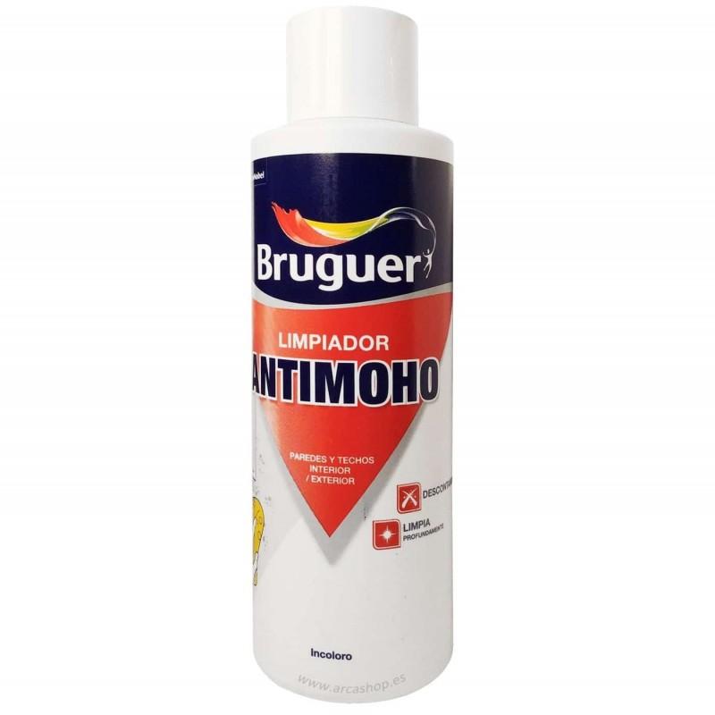 Limpiador fungicida Antimoho Bruguer