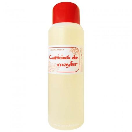 Caricias de Mayfer Agua Colonia Fragancia Unisex. Tapón Rojo Agua colonia