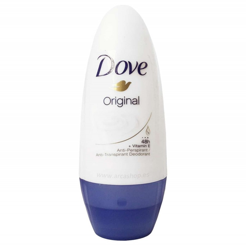 Dove desodorante antitranspirante roll-on Dove Original