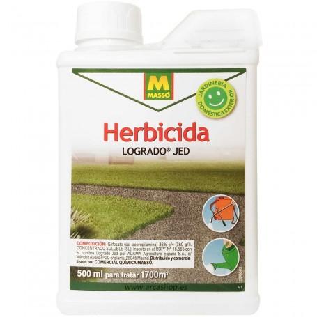 Herbicida líquido Massó Garden LOGRADO JED