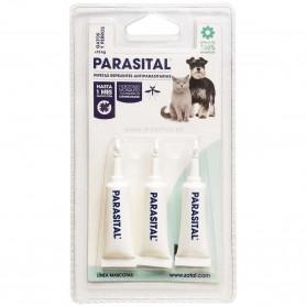 Pipetas repelentes parasitarias Perros y Gatos. garrapatas, pulgas, moscas e incluso el mosquito transmisor de la leishmaniasis