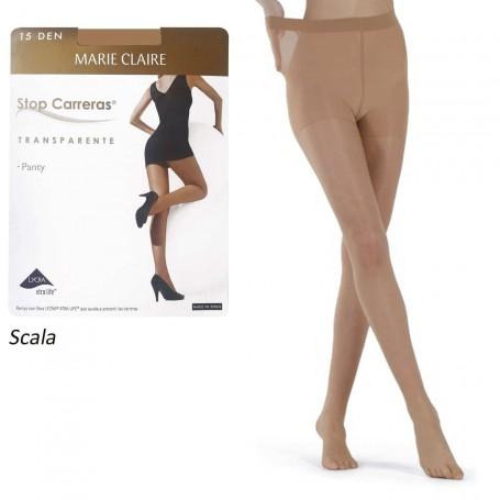 Panty con lycra Marie Claire Stop Carreras 15 DEN
