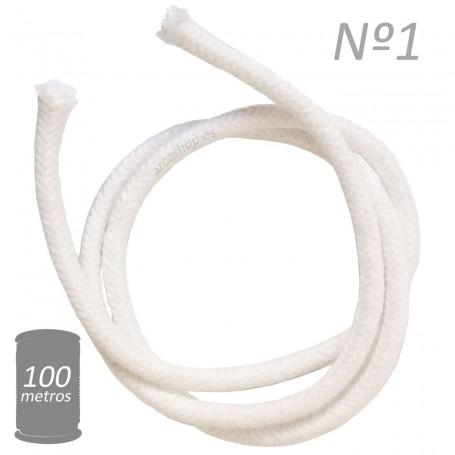 Cordón nº1 Clásico de Algodón Vivocord