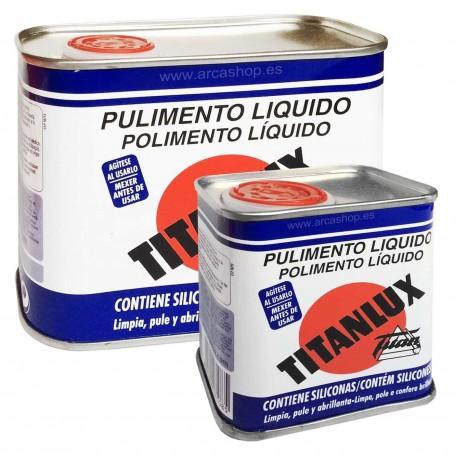 Pulimento Líquido Limpiador Abrillantador Titanlux