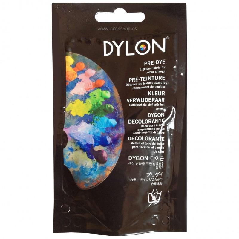 Decolorante Para Ropa Tejidos Y Prendas Dylon ~ Quitar Pintura Plastica De La Ropa